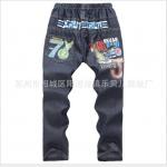 กางเกง ลายนก แพ็ค 4 ตัว ไซส์ L-XL-XXL-XXXL