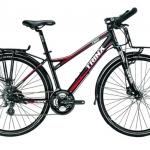 จักรยานทัวร์ริ่ง Trinx T820,เฟรมอลู 24 สปีด 2016 ดุมแบร์ริ่ง