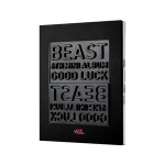 [OFFICIAL] B2ST 6Th Mini Album Dood Luck. - BLACK VER