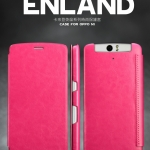 Original Kalaideng Enland Leather Slim Flip cover for OPPO N1