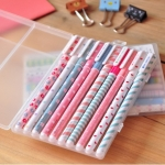 Pastel Color Pen - Sweetie Pattern