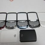 ยกชุด Body+เคสกลาง Blackberry 9300