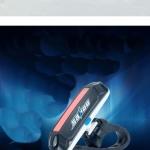 ไฟท้ายคาร์บอน SAHOO (USB) ,721028