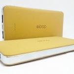 power bank Eloop E13 ของแท้ 13000 มิลิแอม สีทอง