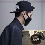 หมวกแฟชั่นเกาหลี EXO SEHUN FUNERAL