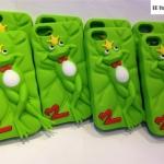 เคสไอโฟน5 case iphone 5s ซิลิโคนเจ้าชายกบ การ์ตูนในเทพนิยายสุดคลาสสิค