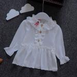 เสื้อ สีขาว แพ็ค 4ชุด ไซส์ S-M-L-XL