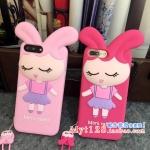เคส iPhone 7 Plus (5.5 นิ้ว) ซิลิโคน soft case การ์ตูนน่ารักมากๆ ราคาถูก (ไม่รวมสายคล้อง)