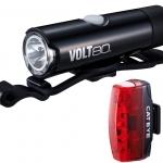 CAT EYE ชุดไฟหน้า/ไฟท้าย VOLT80, HL-EL050RC+TL-LD620-R