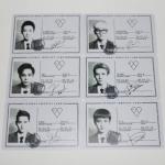 บัตรประจำตัวEXO-K(6PC)