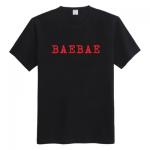 เสื้อยืด Bigbang MADE BAEBAE สีดำ