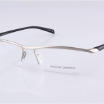กรอบแว่นตา Porsche P8218 กรอบเงิน