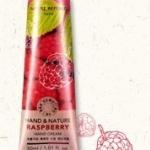 ์Nature Republic Hand Cream :Rasp Berry