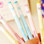 Smile Face Ball Pen - Black Ink