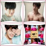 หมอน Kim Woo Bin( เลือกลาย)