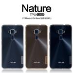 Case Asus Zenfone 3 (5.5 นิ้ว ZE552KL) ซิลิโคน NILLKIN Soft Case โปร่งใสสวยงามมาก ราคาถูก