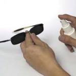 สเปร์ยไล่หมอกแว่นตา ขนาดบรรจุ 60 ml. (GREASE,ANTI-FORG AGENT) รุ่น BIC-280