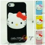 case iphone 5 เคสไอโฟน5 คิตตี้ Kitty ซิลิโคน TPU 3D น่ารักๆ