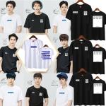 เสื้อยืด (T-Shirt) EXO EX'ACT (ชื่อเมมเบอร์)