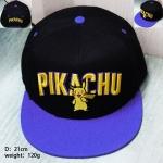 หมวกปิกาจู ปีกน้ำเงิน