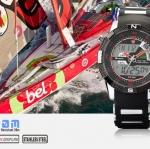 นาฬิกาข้อมือชาย Shark Sport Watch SH043