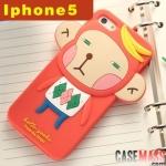 case iphone 5 เคสไอโฟน5 เคสซิลิโคน 3D Hello Geeks From the Forest เคสยอดนิยม สุดฮิต อินเทรนด์สุดๆ