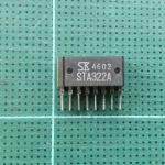 STA322A