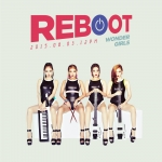 Wonder Girls - Vol.3 [REBOOT] + Poster