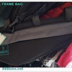 กระเป๋าใต้เฟรมแบบสามเหลี่ยม ขนาดใหญ่ VINCITA B024L