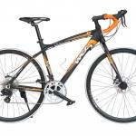 """จักรยานเสือหมอบ WCI """" ALLROAD"""" ดิสเบรคหน้าหลัง เฟรมอลู 14 สปีด 2015 ,cyclocross"""