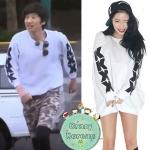 เสื้อแขนยาว แบบ Kwang Soo