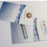การ์ด 0.5 บัตรขนาดกลาง medium Card Tag