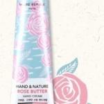 ์Nature Republic Hand Cream :Rose Butter