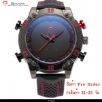นาฬิกาข้อมือชายแฟชั่น Shank Sport watch SH230-SH232