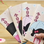 KOREAN Little Girl Notebook