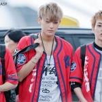 [พร้อมส่ง] เสื้อเบสบอลแขนสั้น EXO (KAI 88)
