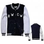 เสื้อเบสบอลEXO BWCW (สีดำขาว)