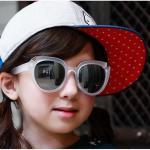 แว่นตา (UV400) เลนส์สีขาว แพ็ค 5อัน ฟรีไซส์