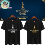 เสื้อยืด (T-Shirt) 2PM - GENTLEMEN'S GAME