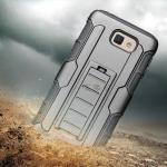 เคส Samsung J5 Prime เคสกันกระแทก สวยๆ ดุๆ เท่ๆ แนวอึดๆ แนวทหาร เดินป่า ผจญภัย adventure มาใหม่ ไม่ซ้ำใคร ตัวเคสแยกประกอบ 2 ชิ้น ชั้นในเป็นยางซิลิโคนกันกระแทก ครอบด้วยแผ่นพลาสติกอีก1 ชั้น สามารถกาง-หุบ ขาตั้งได้