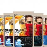 ผ้าคลุมหน้า Naroo Mask X5
