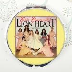 กระจก SNSD lion heart