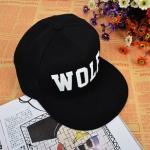 หมวก Wolf Exo สีดำ