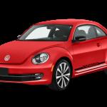 พรมปูพื้นรถเข้ารูป Volksawagen Beetle