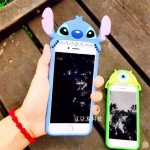 Case iPhone 7 Plus (5.5 นิ้ว) ซิลิโคน TPU 3 มิติ น่ารักๆ น่าใช้มากๆ ราคาถูก