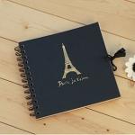 Paris Scrapbook (Black)