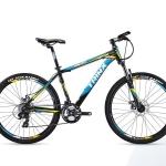 จักรยานเสือภูเขา Trinx M500 เฟรมอลู 24 สปีด ดุมแบร์ริ่ง ,NEW 2017