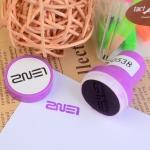 ตราปั๊ม 2NE1