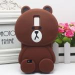 เคส Samsung Galaxy Note 4 ซิลิโคน TPU 3 มิติ น่ารักมากๆ ราคาถูก (ไม่รวมสายคล้อง)