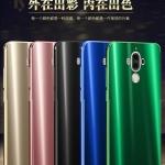 เคส Huawei mate 9 ขอบเคสโลหะ Bumper + พร้อมแผ่นฝาหลังเงางามสวยจับตา ราคาถูก